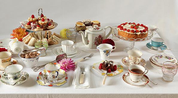 Myddfai Afternoon Tea Party
