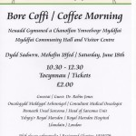 Coffee Morning 18th June 2016