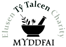 Myddfai Visitor Centre,  Tŷ Talcen gift shop & Community Hall.